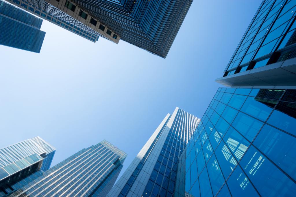 building gratte-ciel de l'ordre des experts-comptables