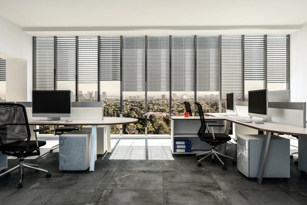 location meublée d'immobilier d'entreprise ou location équipée de bureaux gestion comptable