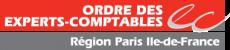 logo de l'ordre des experts comptables de paris île de France